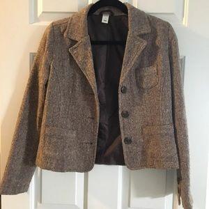 Old Navy Tweed Blazer